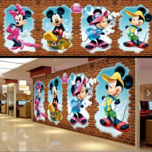 デジタル印刷またはEcoの溶媒かLatex/UV /Printable /3D/Inkjetの壁ペーパー