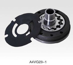 油圧オイル満ちるポンプエンジン部分の滑りポンプA4vg28料金ポンプ予備品