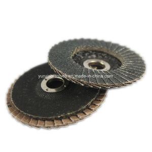 disco flessibile della falda 3 per la mola di smeriglitatura della plastica, dell'acciaio inossidabile di alluminio e di legno,