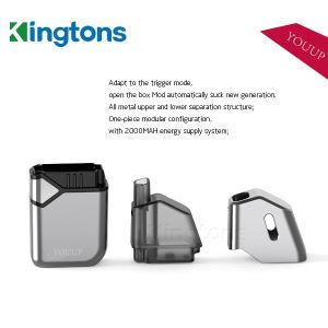 Marchio su ordinazione di Kingtons buon vendendo il commercio all'ingrosso elettronico della sigaretta di Youup 050 carente