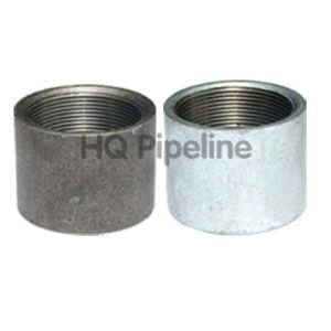 Accoppiamenti neri e galvanizzati del acciaio al carbonio