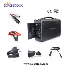 110V-240V saída de onda senoidal pura de portáteis Gerador Solar Portátil (SS-PPC500W)