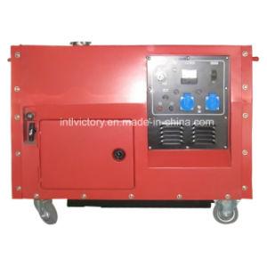 leiser Generator des Benzin-9.5kw mit CE/Soncap/CIQ Bescheinigungen