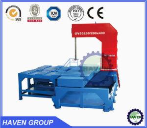 Vertikaler Typ Sawing-Maschine (GV53200-200X400)