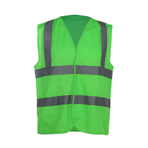 Vestuário de alta visibilidade colete de segurança reflexivo com EN20471
