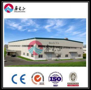 Estructura de acero barato Los materiales de construcción (BYSS-112)