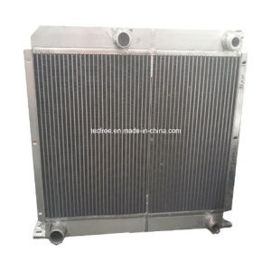 構築機械装置のラジエーターの棒版のラジエーターのクーラーの熱交換器