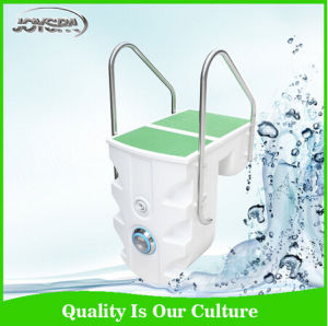Venda a quente Luxury montado na parede exterior do filtro/montado na parede exterior do filtro para água de piscinas