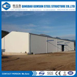 Diseño de construcción prefabricados de estructura de acero galpón depósito