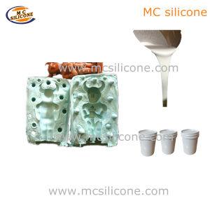 Silicone Rubber per Wax Casting Materials/Mc Silicone