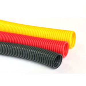 適用範囲が広い波形を付けられた地下の電気コンジットケーブルの管