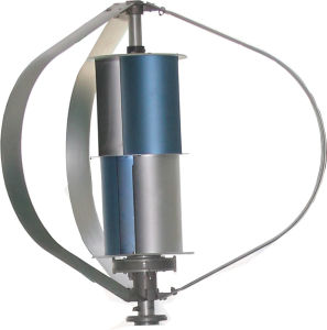 Minder 25dB Turbogenerator van de 2000W Verticale Wind Maglev
