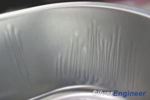 Авиакомпания алюминиевой фольги Smooth-Wall лотка контейнеры для еды с крышками авиакомпании общественного питания