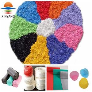 Colore di plastica Masterbatch per l'iniezione delle pellicole e dei tubi del PE