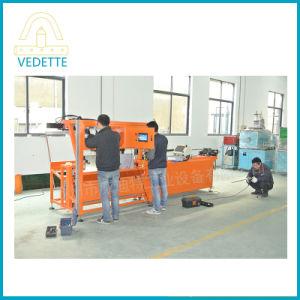 Condizionatore d'aria & frigorifero automatici che raccolgono la macchina per forare del tubo di rame