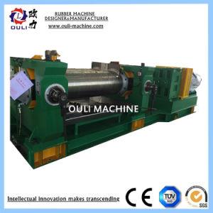 살포 물 냉각 열려있는 고무 섞는 기계