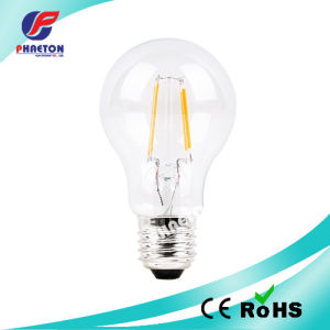 A60 E27 4W levou a lâmpada de incandescência (pH6-3002)