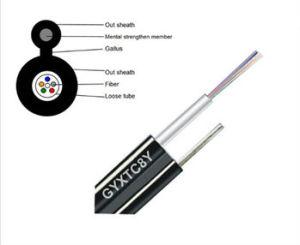 На заводе Gyxtc8y Рисунок 8 Одномодовый оптоволоконный кабель