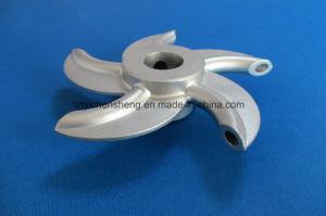 水ポンプボディのためのカスタマイズされたステンレス鋼のインペラー