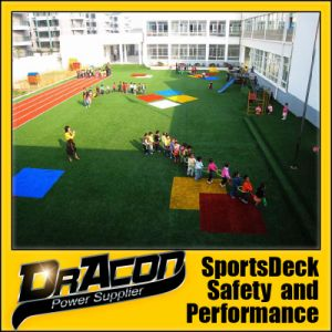 CE-gecertificeerd Voetbal kunstgras Grass Carpet (G-5001)