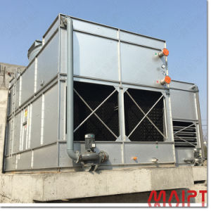 Промышленные HDG счетчик расхода воды системы охлаждения в корпусе Tower (MPCT-65TD)