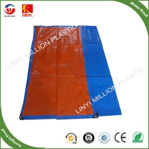 PE Oleados Stocklot, lona revestida de LDPE, LDPE Oleados Stocklot para uso de tenda