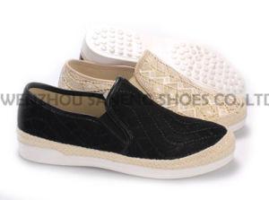 Zapatillas de mujer Ocio zapatos con suela de PU Cuerda CNS-55005