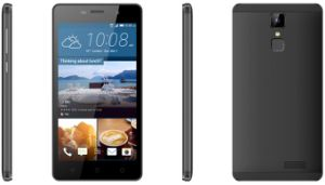 Android 4.4, 5.0inch Fwvga 854*480, 6572 Mtk 1,2g de CPU, Li-ion 3.7V 2000mAh Smartphone