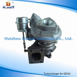 차는 닛산 Qd32 Qd32t Td04 14411-7t605 Td04L/Gt27/Ta45를 위한 터보 충전기를 분해한다