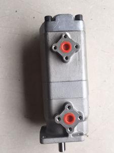Pompe à engrenages Hydromax Dicephalous Hgp-22A avec le meilleur prix