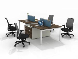 최신 영업소 워크 스테이션 2/4의 /6/8 사람 분할을%s 모듈 사무실 책상