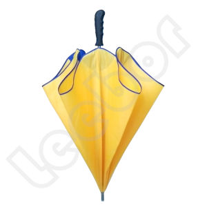 安全抵抗の風の方法か不規則で革新的な新製品のアルミニウムまたはガラス繊維雨またはまっすぐな傘