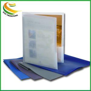 사무용품은 다채로운 두 배 사업 파일 상자를 카드에 적는다
