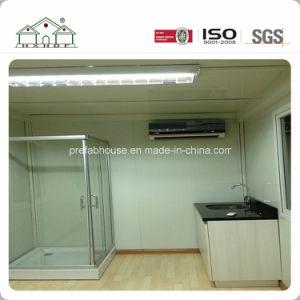 カスタマイズされる労働者の寮のためのShoippingの容器の家を修正しなさい