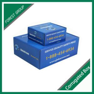 Ropa de calidad caja caja de cartón impreso