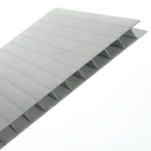 La Chine Fabricant feuille creux en polycarbonate coloré PC / panneau