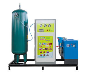 3M3/h, 5m3/H 99.5%-99.9% Psa générateur d'azote à bas prix