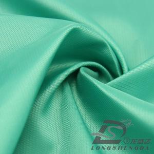 75D 200t tecidos Plaid 100% poliéster Jacquard Pongées Fabric (AOE213X)