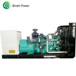 505KW/631kVA de potencia Diesel Generador / grupo electrógeno con motor Cummins Ktaa19-G5 (BCS505)