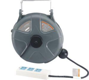 Тяжелый режим работы автоматического перематыватель удлинительный шнур Recoiler кабеля
