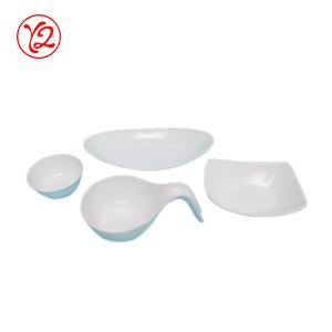Les vendeurs Une bonne conception unique de réduction de la vaisselle de la plaque de mélamine
