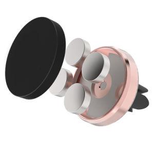 ユニバーサル車の磁気電話ホールダーはエア・ベントの台紙に合う