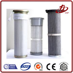 Colector de polvo del filtro de aire Industrial Cartucho HEPA