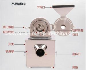 Sel Poivre en acier inoxydable concasseur de sucre d'alimentation de la machine à grain