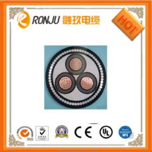 Cavo di viaggio piano flessibile dell'elevatore dell'unità di elaborazione UTP Cat5e per la macchina fotografica del CCTV con il cavo elettrico