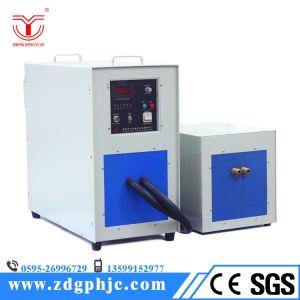 Máquina Manufacturering Hardware forjar, endurecimiento de la máquina de soldadura, máquina de calentamiento por inducción