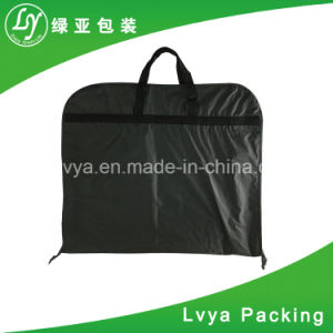 Fashion Logo personnalisé Cache-poussière de voyage pliable robe vêtements vêtement protecteur costume Sac de couvercle