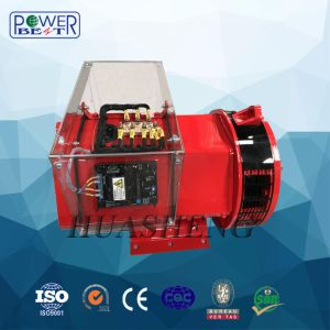 schwanzloser Energien-Drehstromgenerator-industrieller und Marinegenerator Wechselstrom-32kw