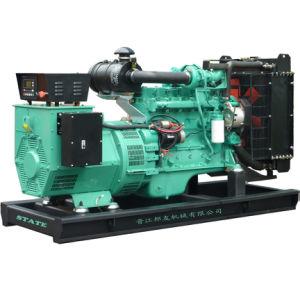 Grupo electrógeno diesel de reserva de uso