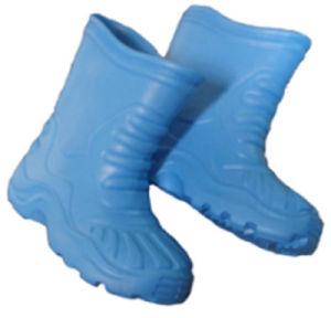 EVA Nettoyer le matériau de moulage par injection de chaussures sandale pantoufle Machine